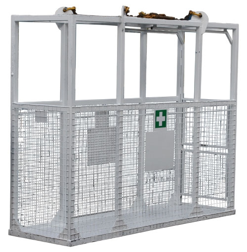Stretcher cage